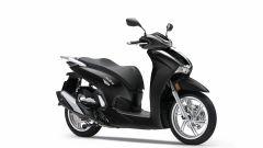 Honda SH350i 2021: la livrea Black