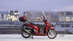 Honda SH350i 2021: più potente e più leggero