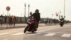 Honda SH350i: urban commuter perfetto? La prova video - Immagine: 16