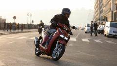 Honda SH350i: la prova