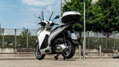 Honda vs Piaggio: chi è il Re della città tra SH350i e Beverly 300? - Immagine: 33