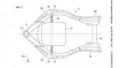 Honda: si studia un telaio con rinforzi in fibra di carbonio - Immagine: 2