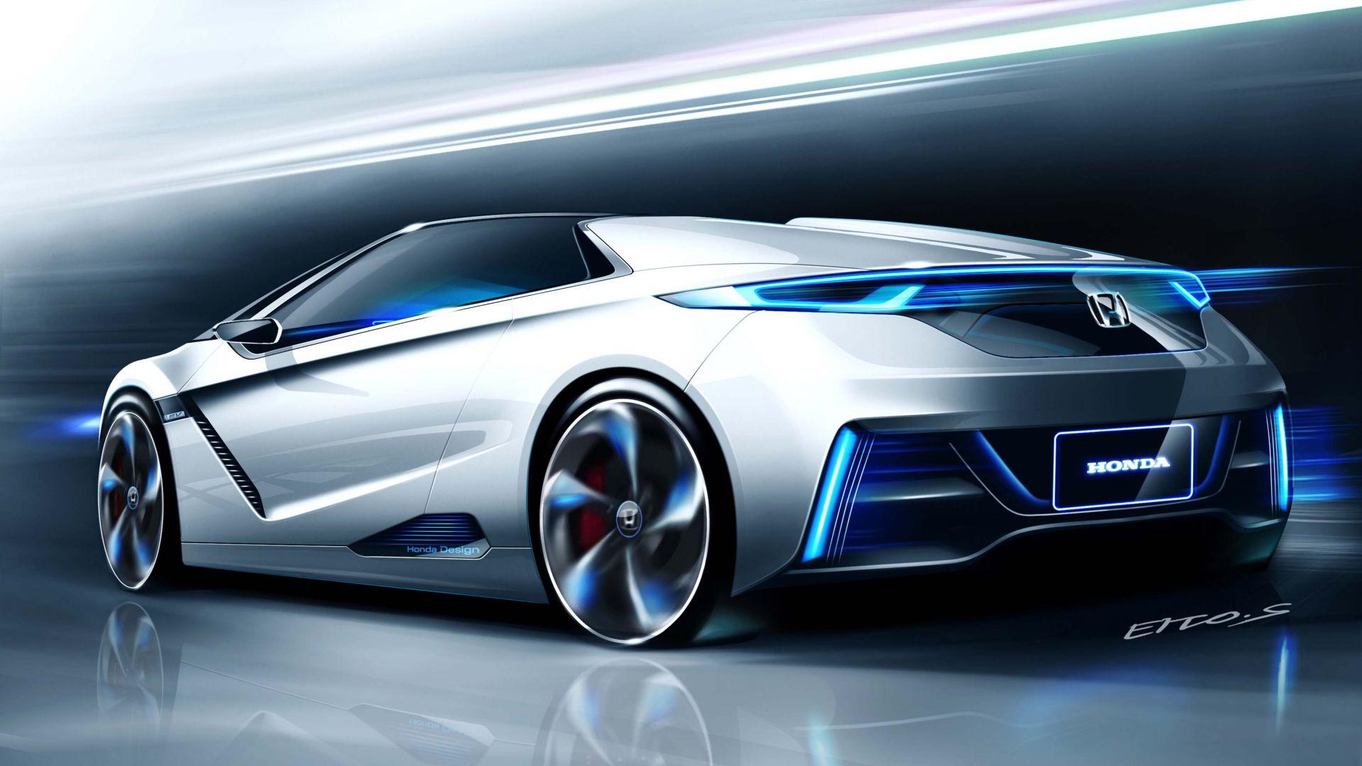 Concept Car Honda Ev Ster Motorbox
