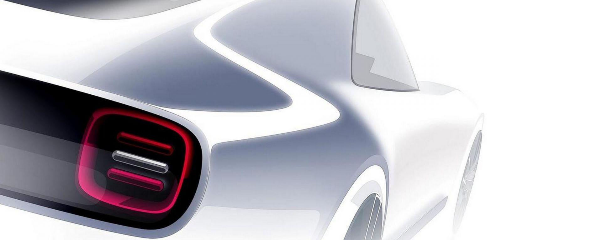 Honda Sport EV Concept: a Tokyo l'elettrica sportiva