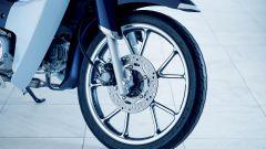 Honda Super Cub 125: freno a disco dotato di ABS