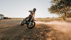 Honda Super Cub 125X: scooter fuoristrada per il Dust'n'Sardinia