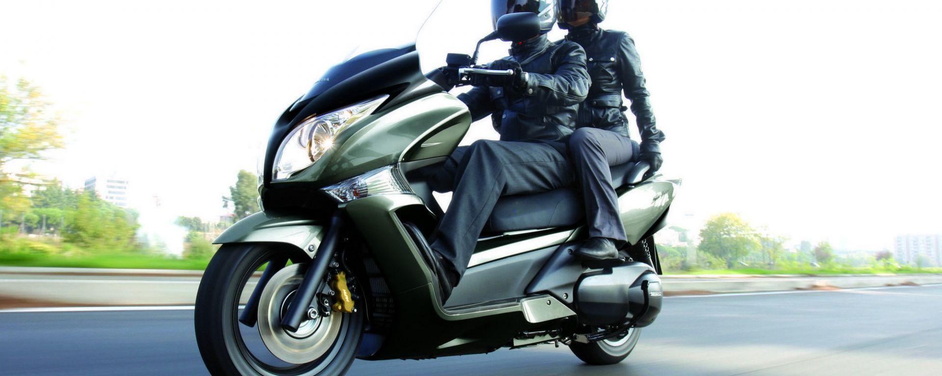 Honda SW-T600 ABS