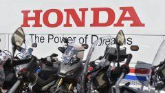 Honda Tour Fonteverde 2018: trai mezzi a noleggio c'è anche l'X-ADV, sempre a suo agio in Offroad