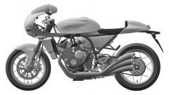 Honda: Torna la CBX a 6 cilindri? I fan possono sognare - Immagine: 5