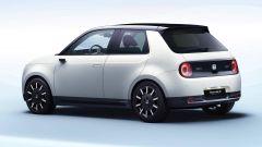 Honda E Prototype, nel 2020 la prima compatta 100% elettrica - Immagine: 4
