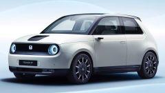 Honda E Prototype, nel 2020 la prima compatta 100% elettrica - Immagine: 3