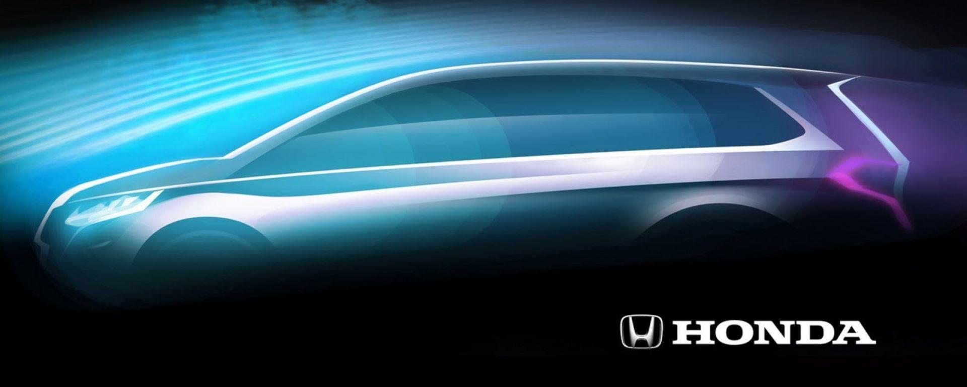 Honda: una nuova concept a Shanghai