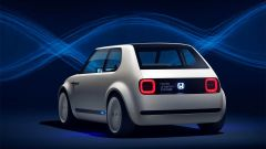 Honda Urban EV Concept: vista 3/4 posteriore