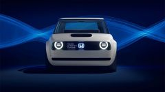 Honda Urban EV Concept: vista frontale