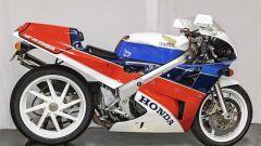 Honda VFR750R RC30 all'asta Bonhams, ma la AJS E90 GP è da record