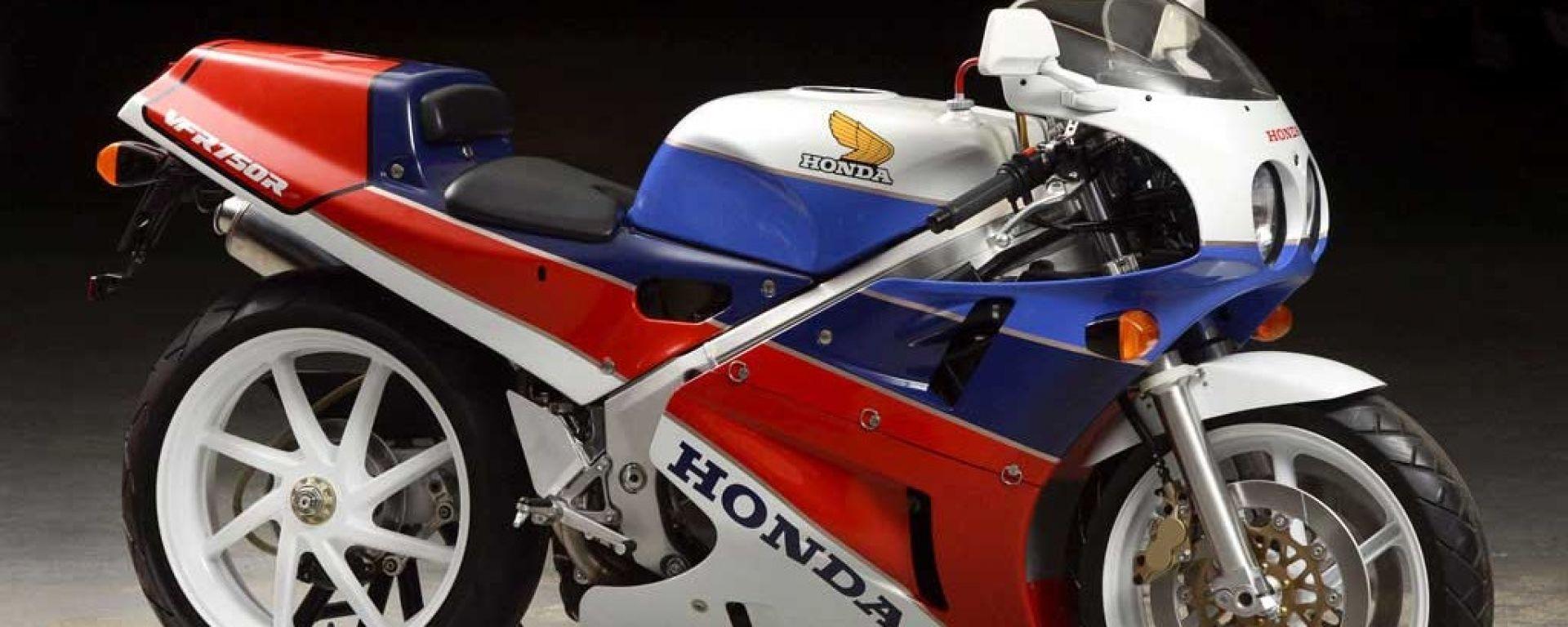 Honda VFR750R RC30, nata per vincere in Superbike