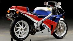 Honda VFR750R RC30, quotazioni alte sul mercato dell'usato