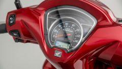 Honda Vision 110: la strumentazione