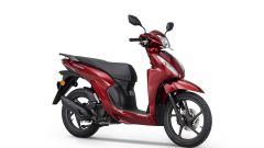 Honda Vision 110 rosso