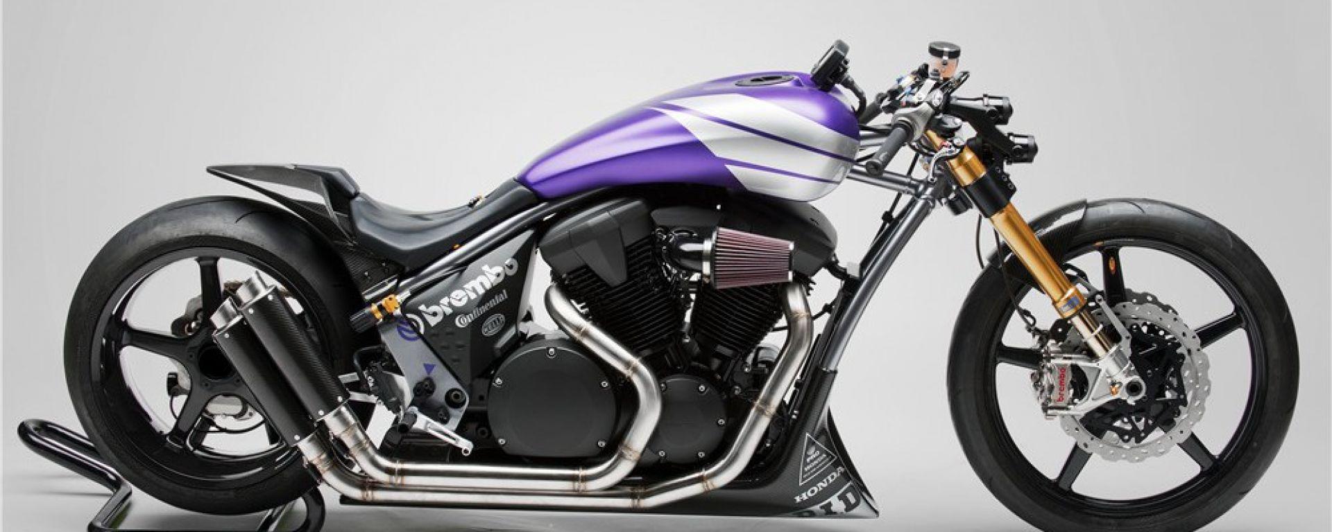 Honda VT1300 Concept