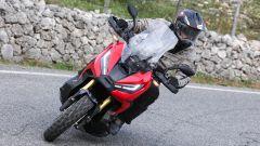 Honda X-ADV 2021 su strada