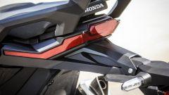 Honda X-ADV: il fanale posteriore