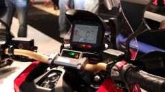 Honda X-ADV: la strumentazione