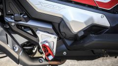 Honda X-ADV: le pedane off-road opzionali
