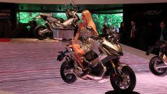 Honda X-ADV: lo scooter da sterrato