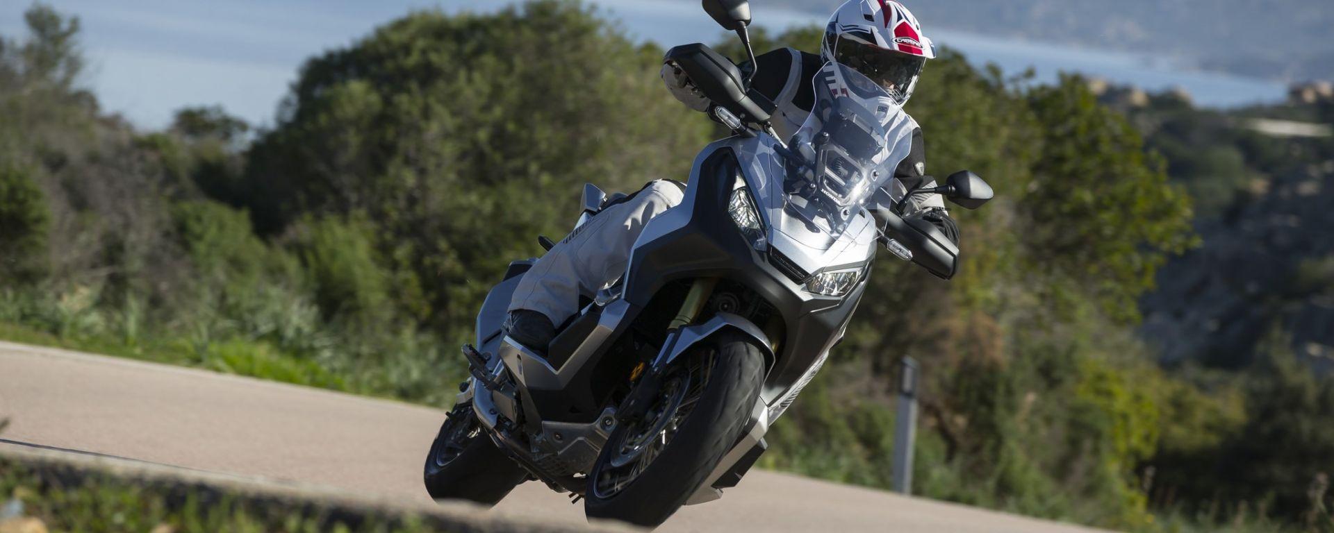 Honda X-ADV: prova, caratteristiche e prezzo