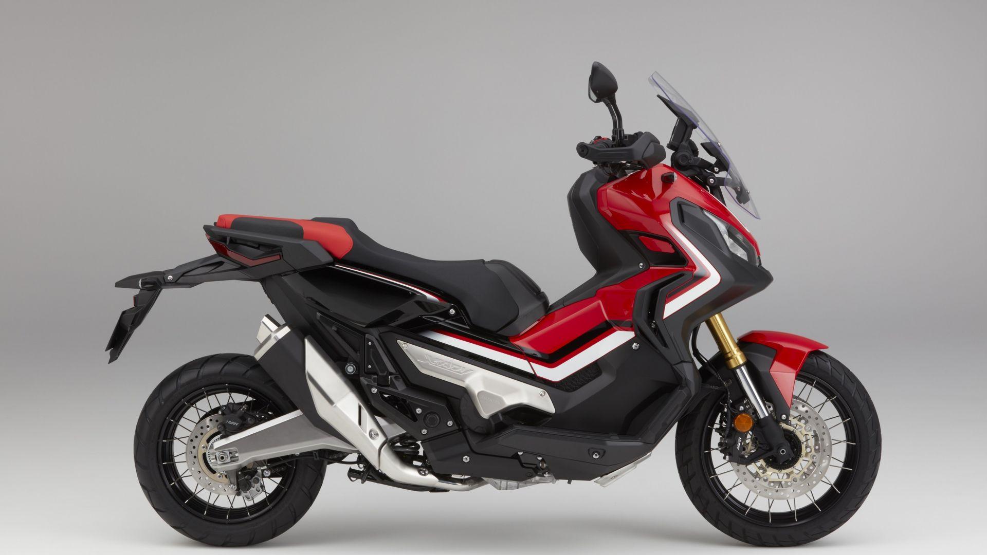Eicma 2016: Honda X-ADV, Lo Scooter Avventuroso
