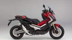 Honda X-ADV, red