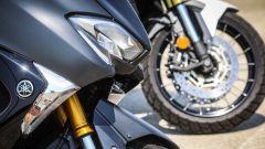 Honda X-ADV vs Yamaha TMAX 2017: il gruppo ottico del TMAX