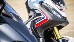 Honda X-ADV vs Yamaha TMAX 2017: il gruppo ottico dello X-ADV