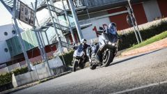 Honda X-ADV vs Yamaha TMAX 2017: la prova confronto in video - Immagine: 1