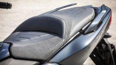 Honda X-ADV vs Yamaha TMAX 2017: la sella del TMAX