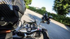 Honda X-ADV vs Yamaha TMAX 2017: lo X-ADV visto dal TMAX