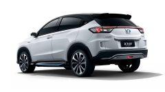 Honda X-NV: posteriore
