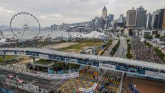 Formula E ePrix di Hong Kong 2017/2018