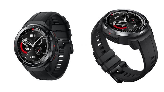 Honor Watch GS Pro: colorazione Charcoal Black
