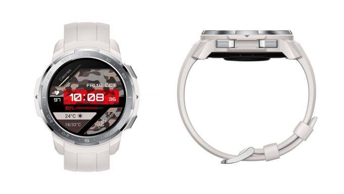 Honor Watch GS Pro: colorazione Marl White