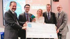 Horizon Prize, la cerimonia di premiazione del concorso