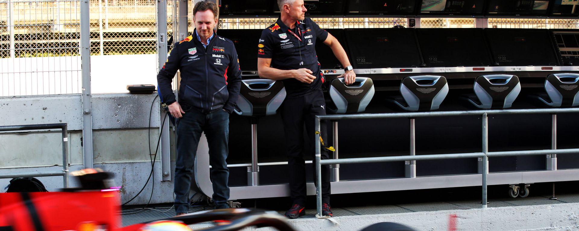 La Ferrari non attira Chris Horner