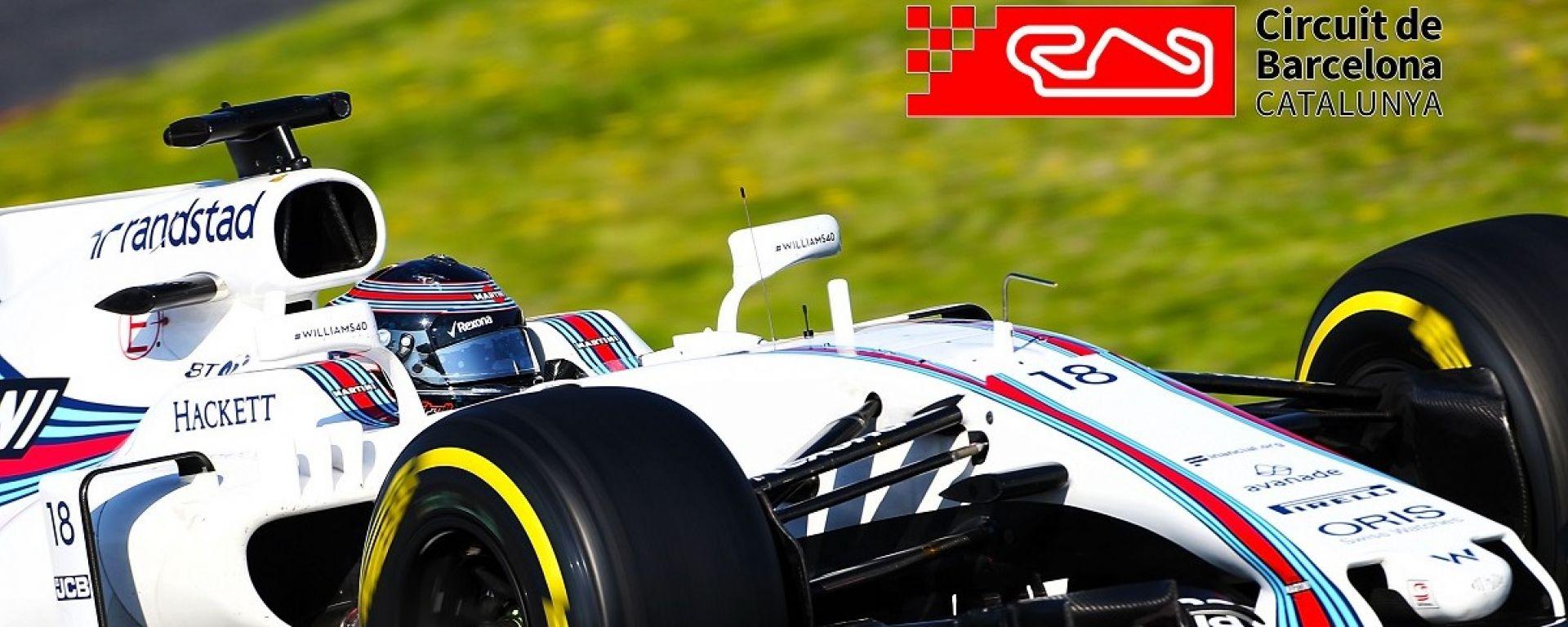 Hot Lap F1 2017 GP Spagna