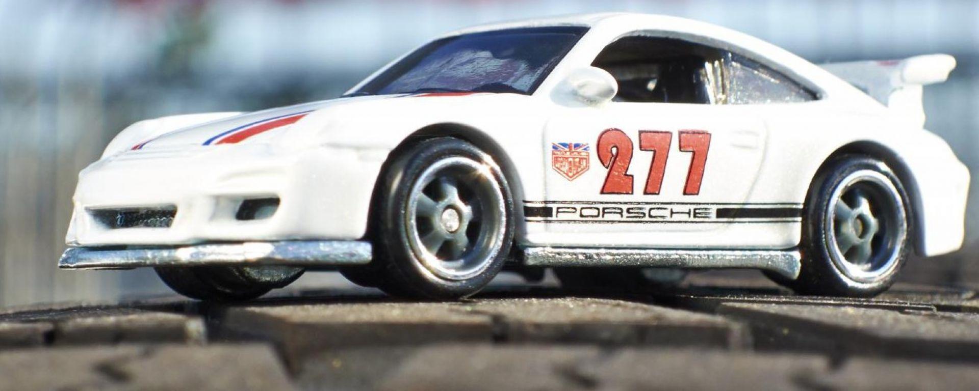 Hot Wheels: arrivano le (mini) Porsche di Magnus Walker