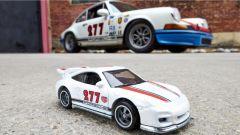Hot Wheels: arrivano le (mini) Porsche di Magnus Walker  - Immagine: 3
