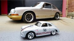 Hot Wheels: arrivano le (mini) Porsche di Magnus Walker  - Immagine: 8