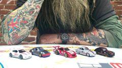 Hot Wheels: arrivano le (mini) Porsche di Magnus Walker  - Immagine: 9