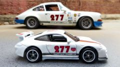 Hot Wheels: arrivano le (mini) Porsche di Magnus Walker  - Immagine: 15
