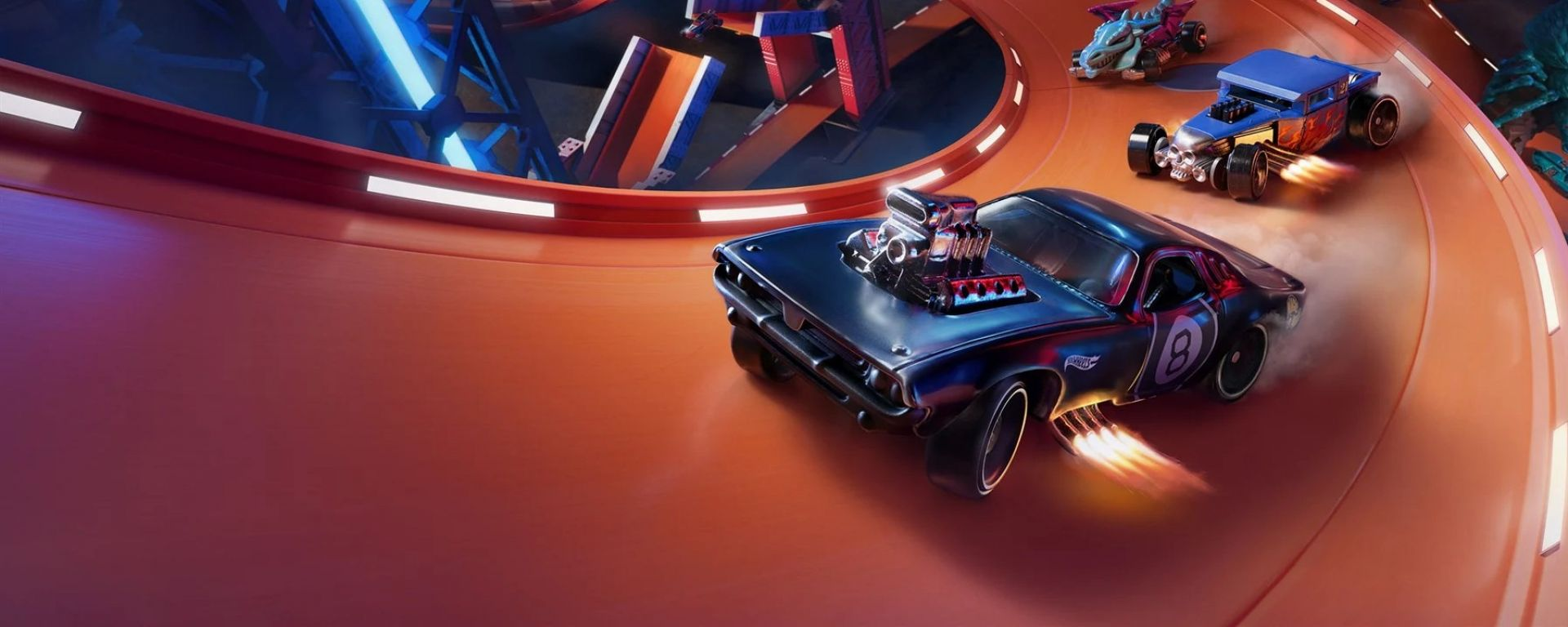 Hot Wheels Unleashed: il nuovo gioco di corse di Milestone